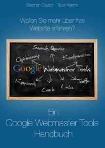 Das Cover meines Google Webmaster Tools E-Book