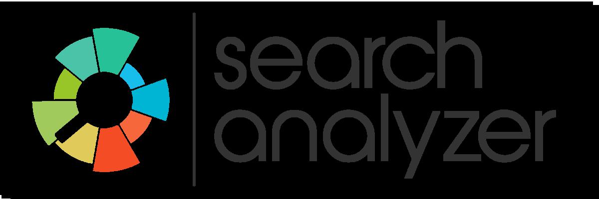 Searchanalyzer Logo Google Search Console Tool